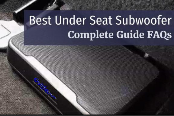 The best under-seat subwoofer
