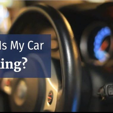 Why is my car jerking?