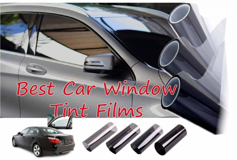 best tint film for cars
