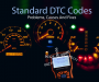 Understanding Standard DTC Codes: Common Fault, Causes & Fixes